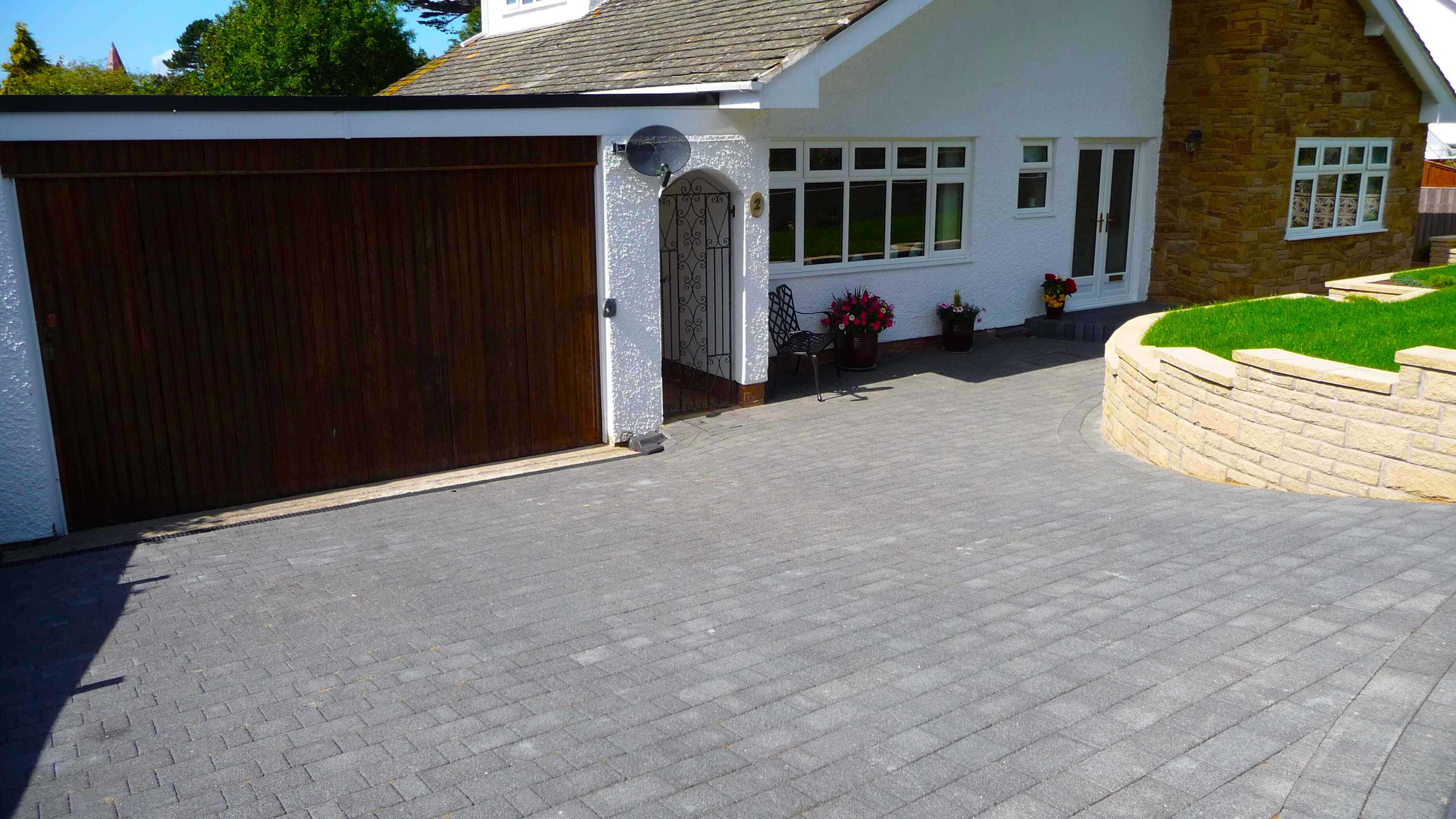 New driveway north wales