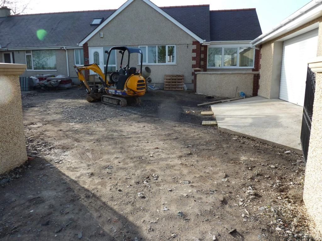 Driveway clearance North Wales