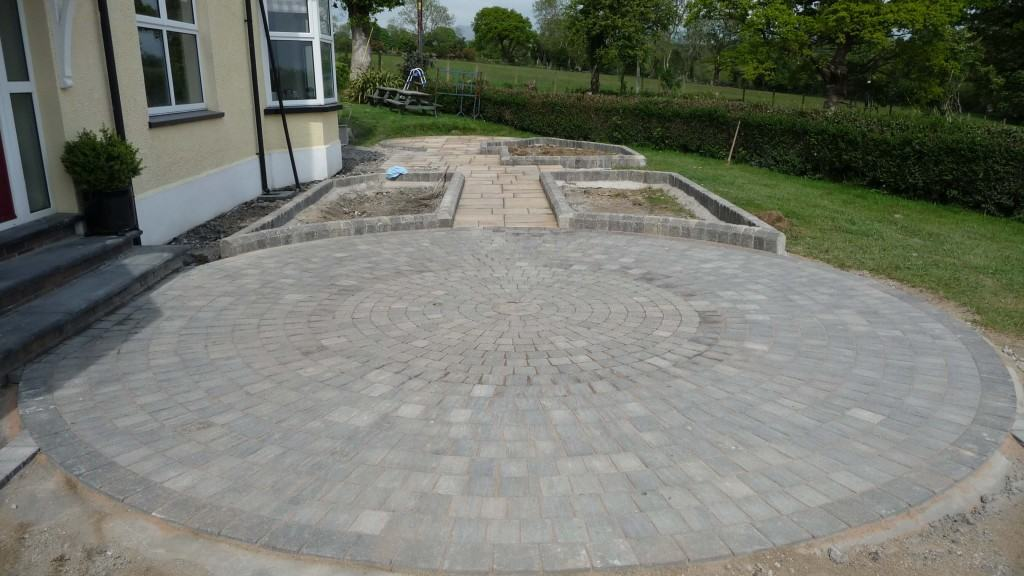 Patio Design North Wales