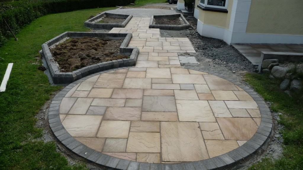 Patio and paving north wales