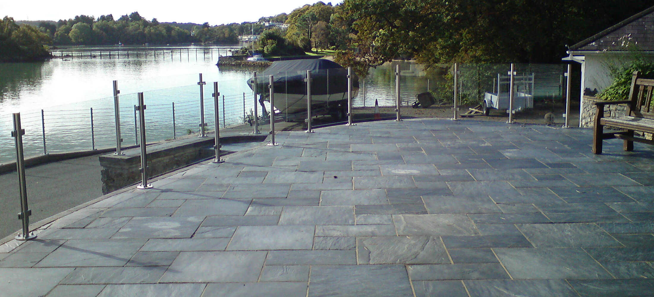 Paving, Patios, Driveways, North Wales