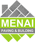Menai Paving & Building Services Logo