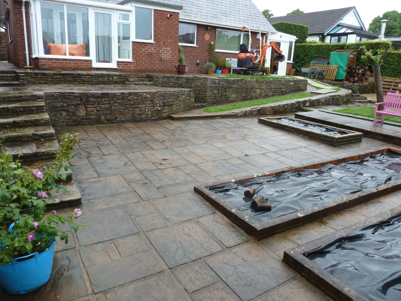 Landscape gardener cheshire