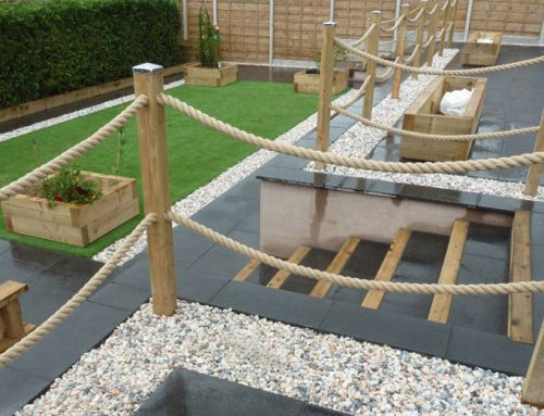 Garden Design – Macclesfield, Cheshire