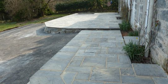 marshals heritage stone patio