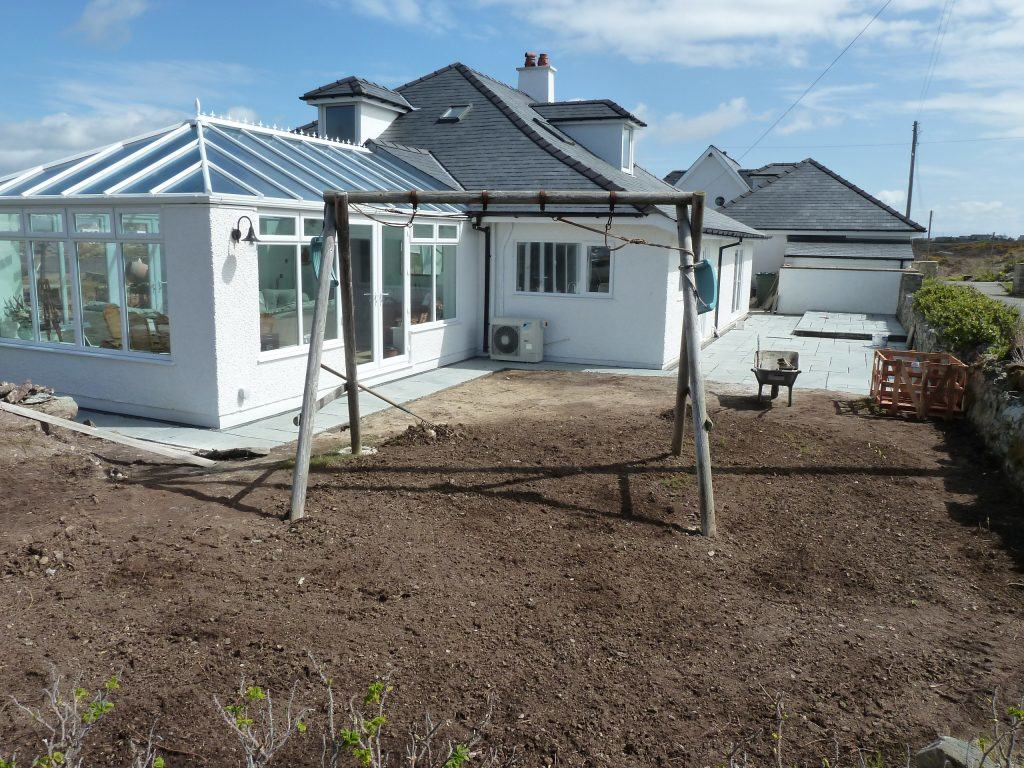 trearddur bay home project