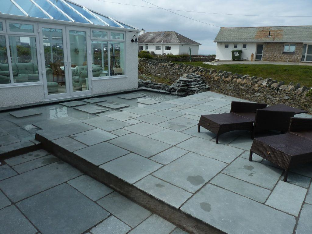 trearddur bay limestone patio