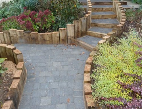 Landscaping with the environment in mind
