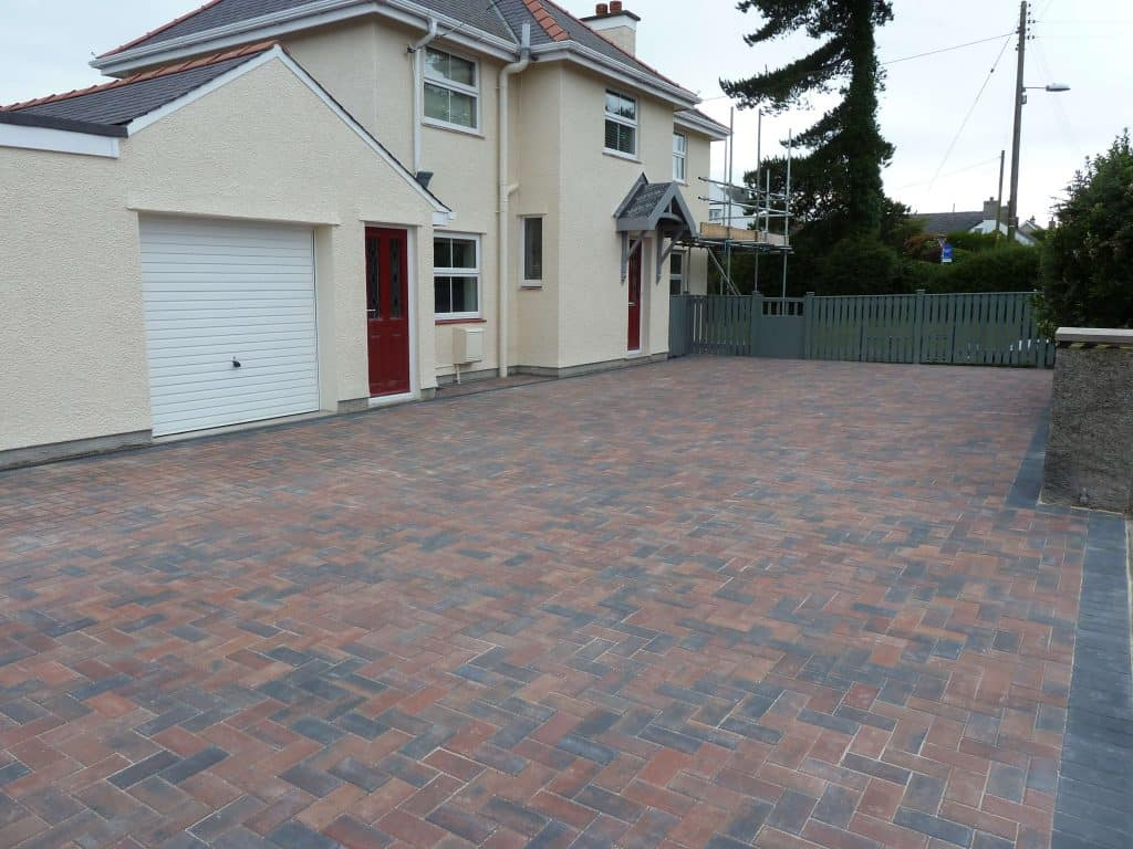 Driveway - North Wales after