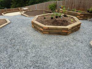 Garden designer north wales