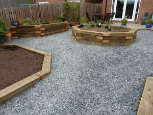 Garden Design north wales