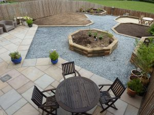 New Paving area north wales