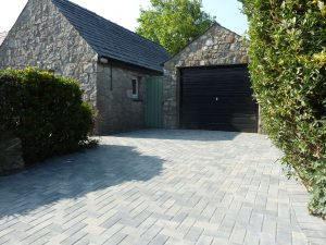 New Driveway & Garden Paths North Wales