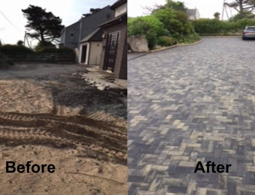 New Driveway and Drainage – North Wales