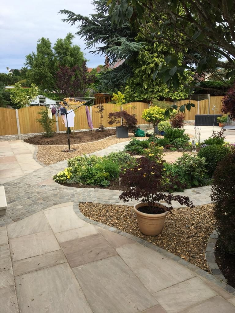 garden renovation north wales