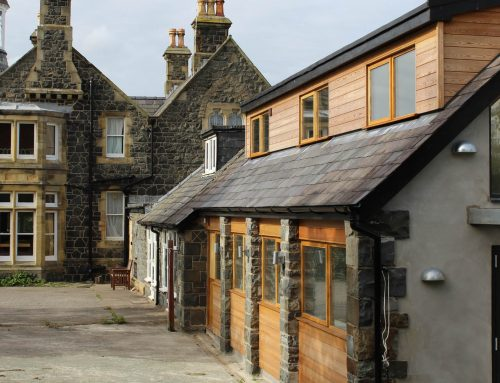 The Towers – Outbuildings Renovation – Lanfairfechan – North Wales