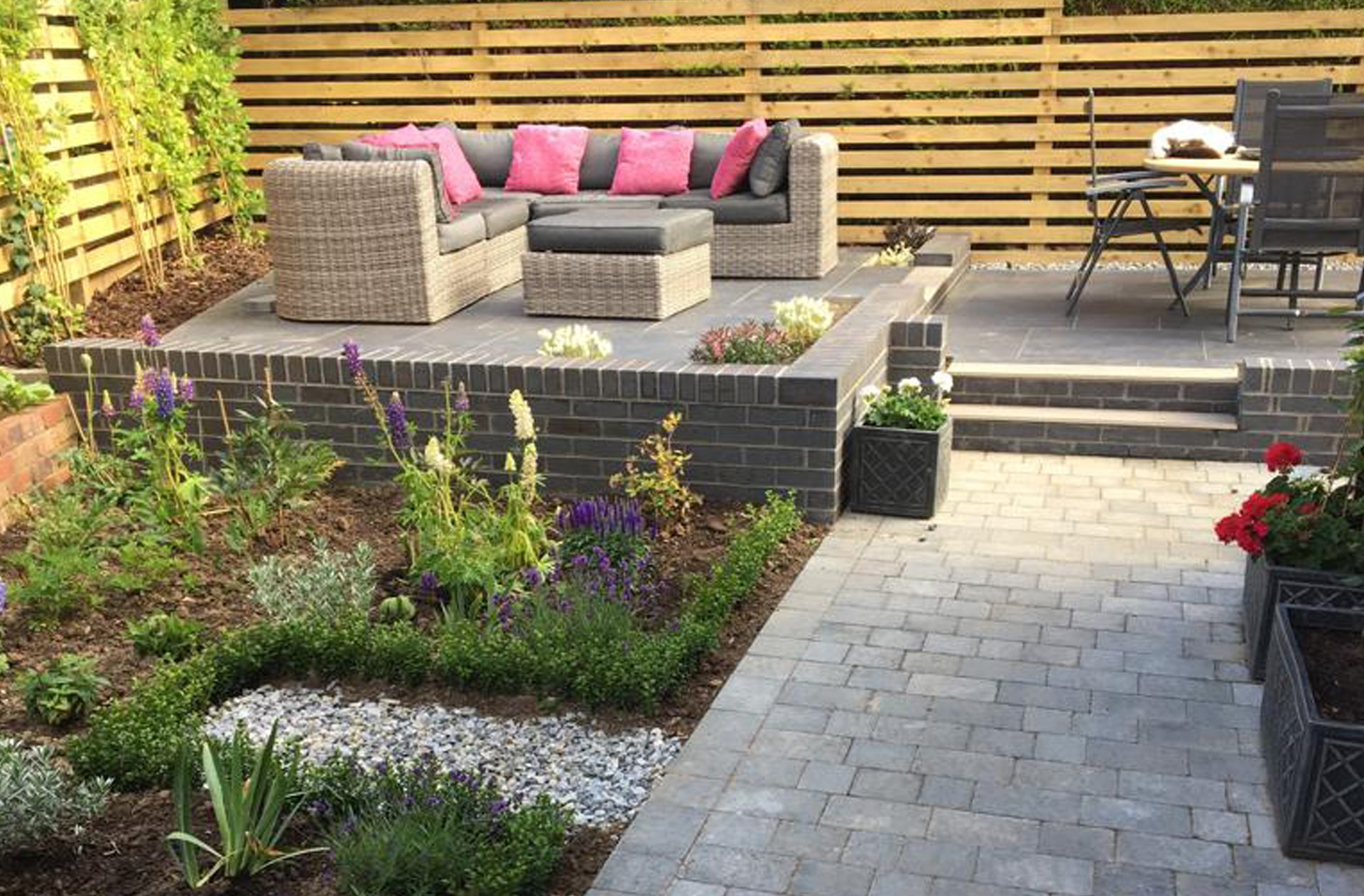 Planning your patio north wales